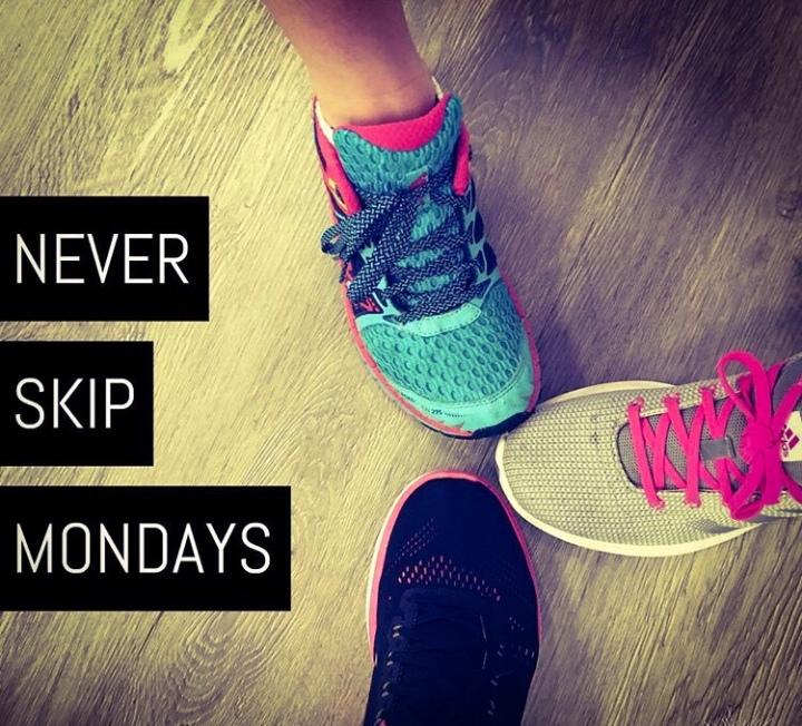 Never Skip Mondays